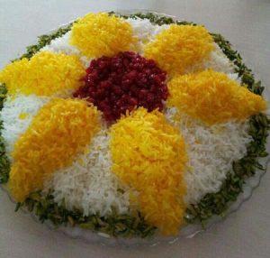 بفرماييد برنج ايراني
